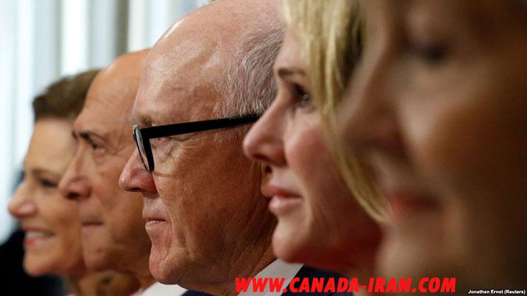 خانم کلی نایت کرفت سفیر آمریکا در کانادا به جای خانم نیکی هیلی به سازمان ملل می رود آمریکا در کانادا سفیر کانادا اخبار کانادا کانادا ایران دونالد ترامپ سازمان ملل سفیر آمریکا در کانادا به سازمان ملل می رود